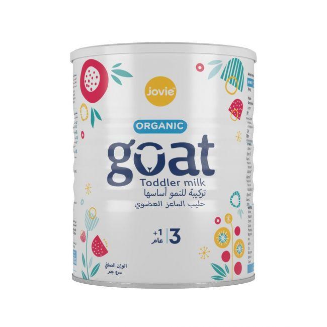 Jovie - Goat 3 Organic Goat Milk Toddlers Formula