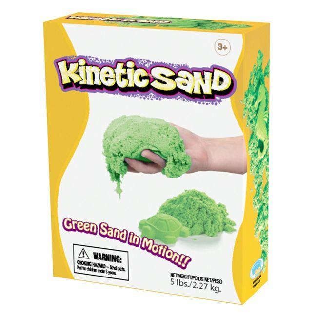 Kinetic Sand - Relevant Kinetic Sand - Green