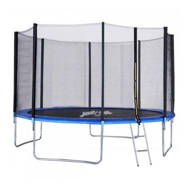 Jumpoline - Trampoline With Ladder - 10Ft