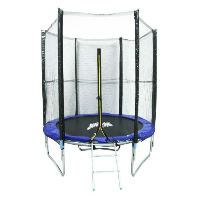 Jumpoline - Trampoline With Ladder - 6Ft