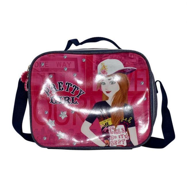 K2B Retty Girl Lunch Bag
