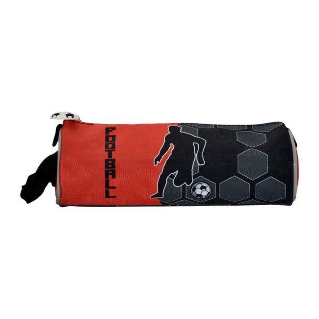 K2B Round Football Pencil Case