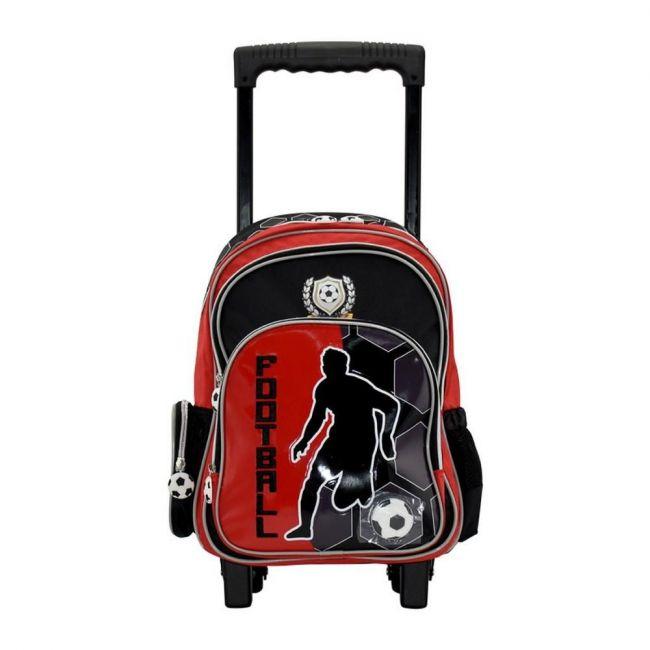 K2B 14 inch Football Boys Trolley Bag
