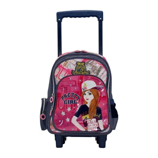 K2B 14 Inch Pretty Girl Trolley Bag