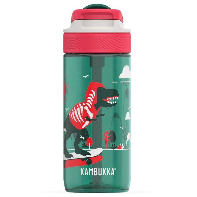 Kambukka - Lagoon Water Bottle With Spout Lid - 500 Ml - Dino Boardflip