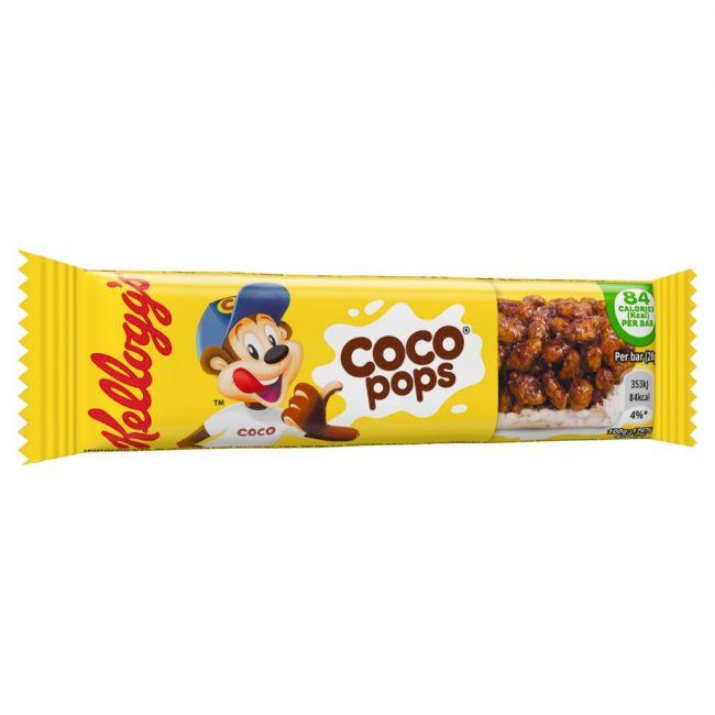 Kellogg's - Coco Pops Cereal Milk Bar - 20g