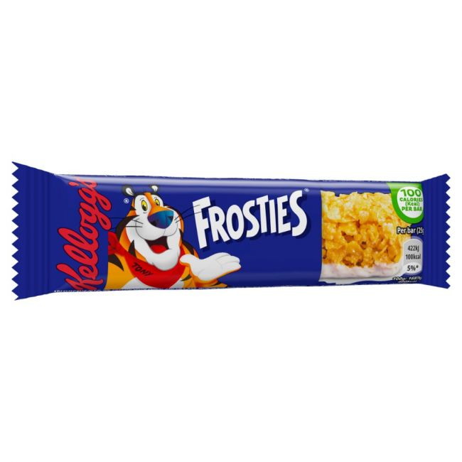 Kellogg's - Frostier Cereal Milk Bar - 25g