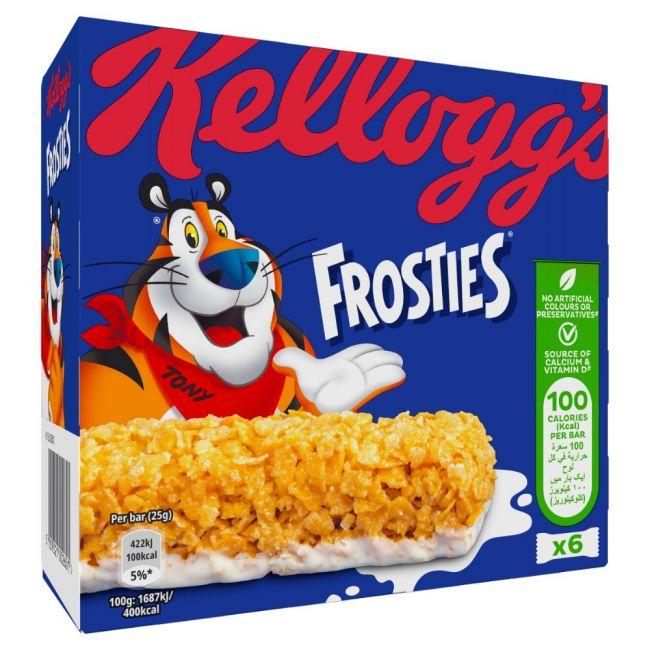 Kellogg's - Frostier Cereal Milk Bar - 6pcs - 25g