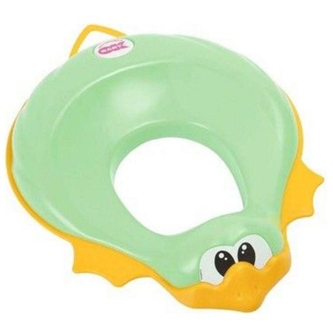 OKbaby - Ducka Funny Toilet Seat Reducer - Pista Green