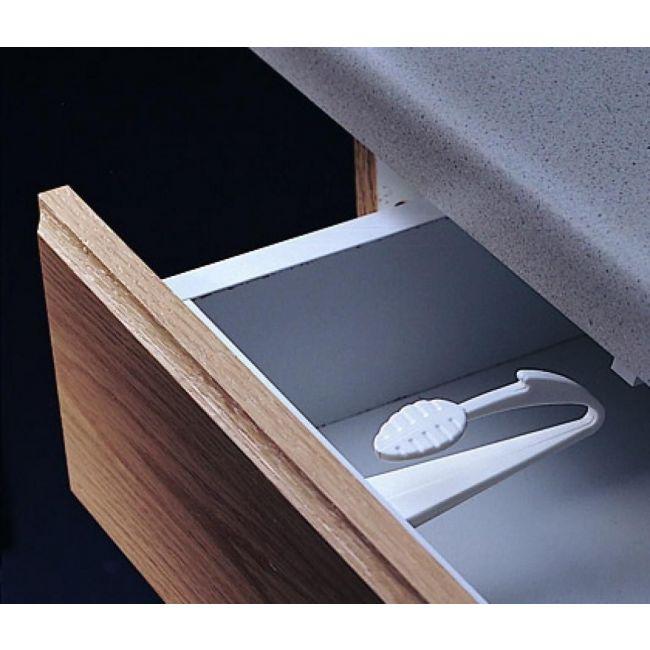 KidCo Child Safety Swivel Cabinet & Drawer Locks 4/Pk