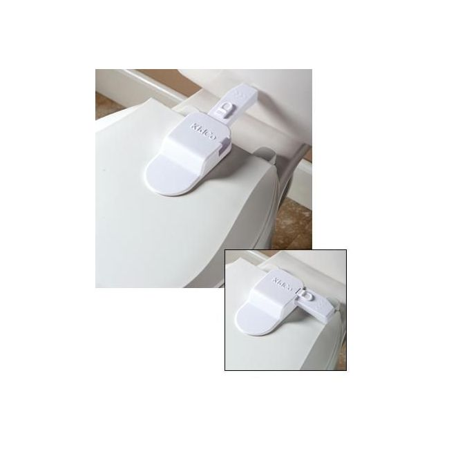 KidCo Child Safety Adhesive Toilet Lock