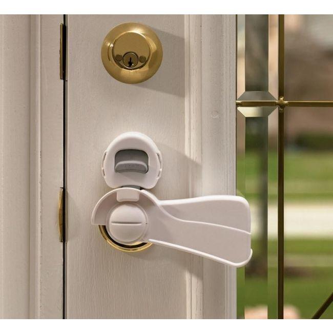 KidCo WhiteChild Safety Door Lever Lock
