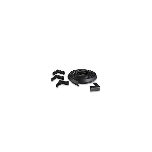 KidCo Black Child Safety Foam Edge and Corner Protector