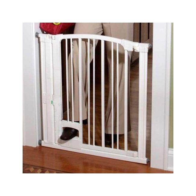 KidCo White Child Safety Pinnacle Gateway