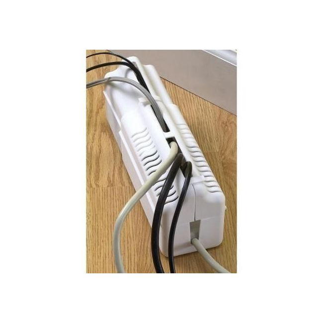 KidCoWhite Child Safety Power Strip Cover