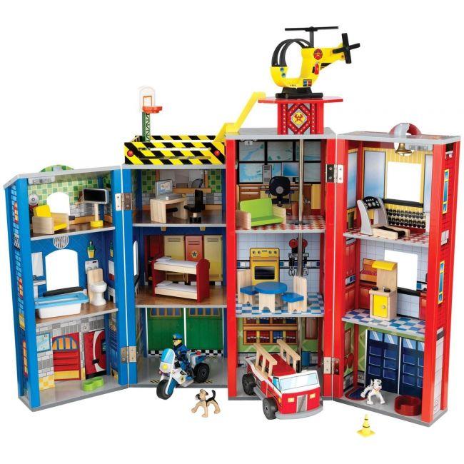 KidKraft Everyday Heroes - Kids Toys
