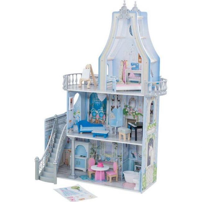Kidkraft - Magical Dreams Castle Wooden Dollhouse for Girls