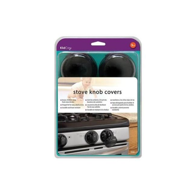 KidCo Child Safety Stove Knob Covers 5Pk