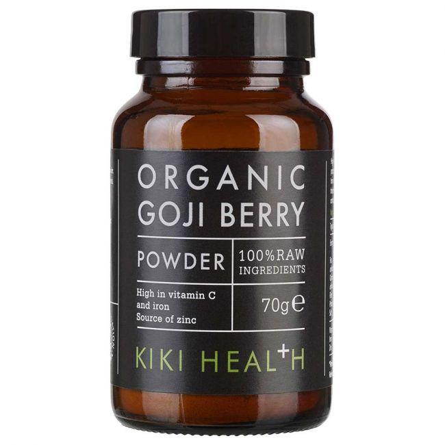 Kiki Health - Organic Goji Berry Powder 70g