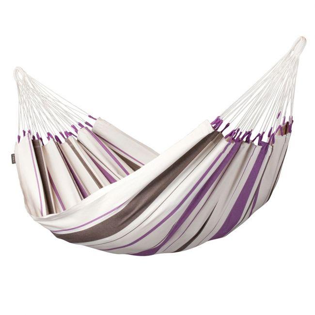 La Siesta - Single Hammock Caribena - Purple