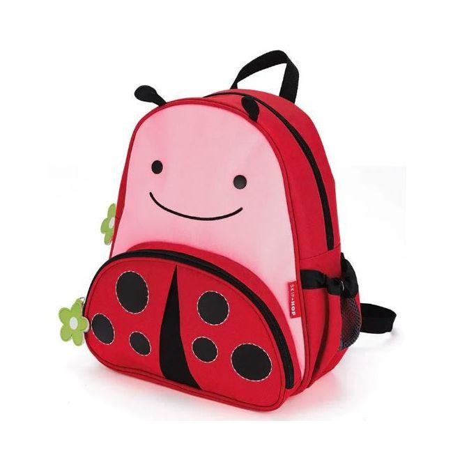 SkipHop Zoo Kid's School Backpack - Ladybug