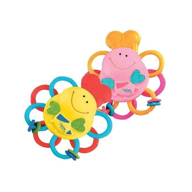 The First Years Massaging Baby Teether