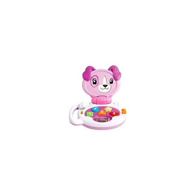 Leap Frog Pink My Talking LapPup - Musical Toy