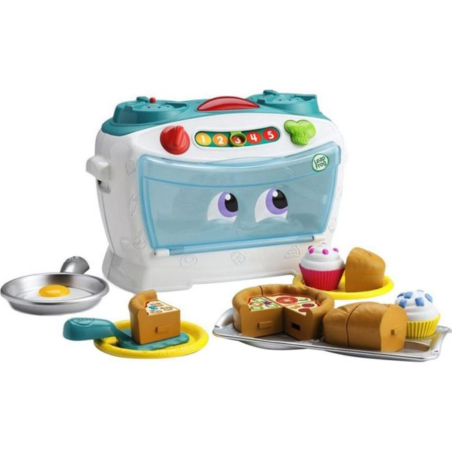 Leap Frog Number Loving Oven Toy Set