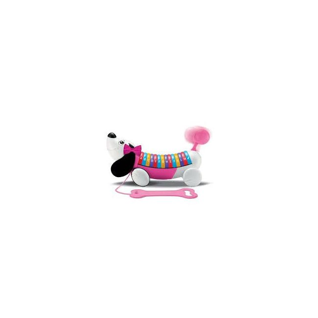LeapFrog Pink AlphaPup Musical Toy