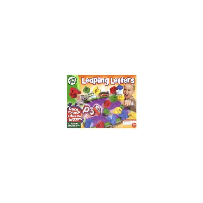 LeapFrog Letter Factory Leaping Letters, Learning Toy