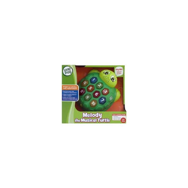 LeapFrog Green Melody The Musical Turtle Toy