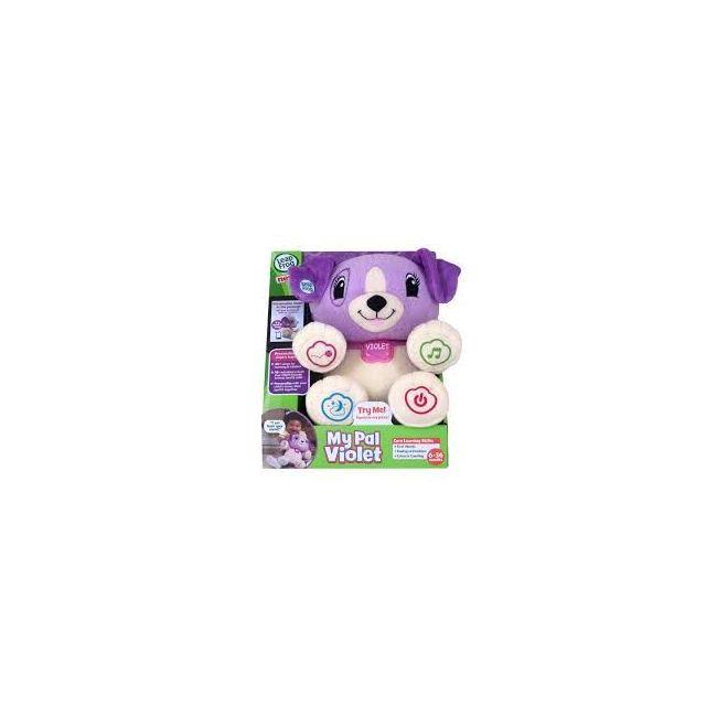 LeapFrog Violet My Pal Scout Soft Toy