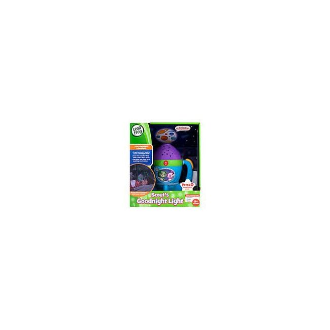 LeapFrog Blue Scout's Goodnight Flashlight