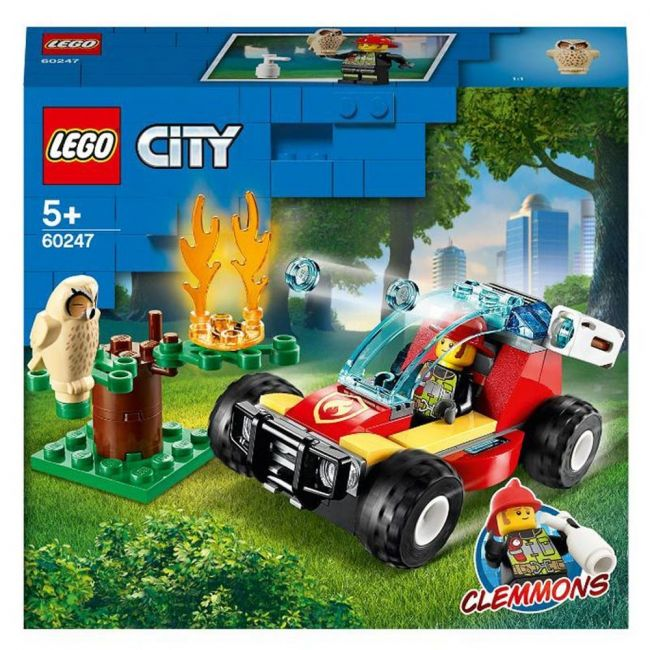Lego - 60247 Forest Fire