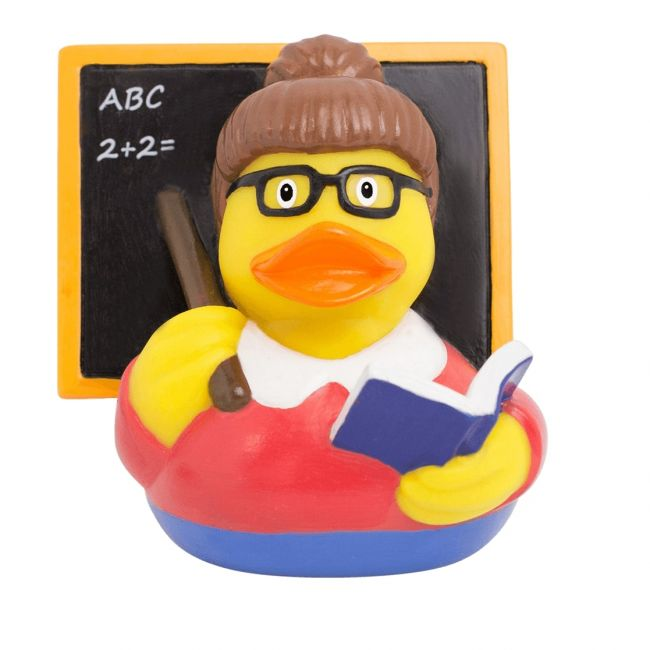 Lilalu - Teacher Duck, female