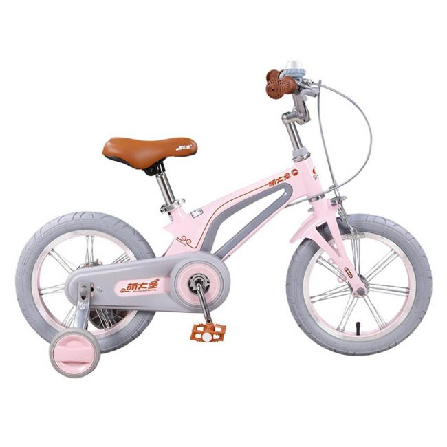 Little Angel - 16 Kids Bicycle pink