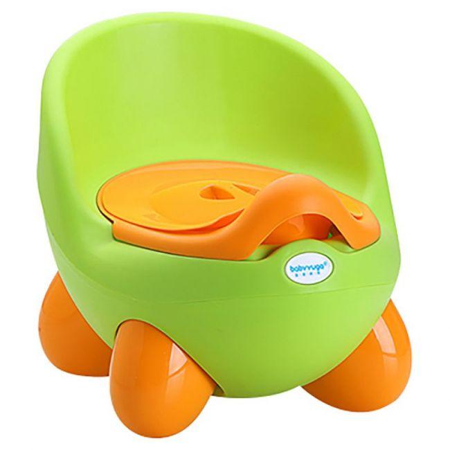 Little Angel - Baby Egg Potty Seat - Green
