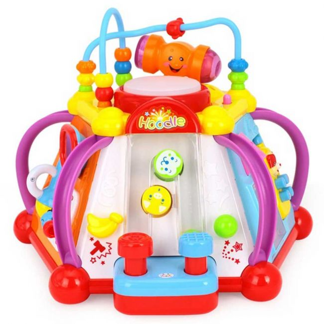 Little Angel - Baby Musical  Toys Activity Cube 15 Functions