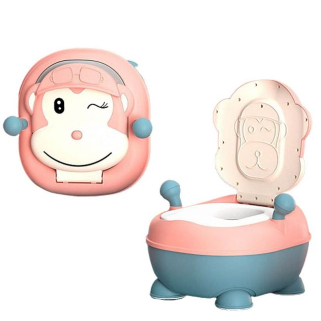 Little Angel - Baby Potty Seat Pink