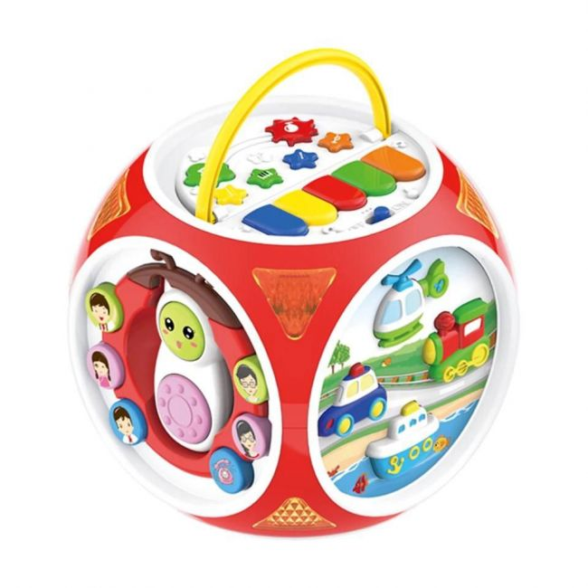 Little Angel Baby Toy Dreaming Party Learning House