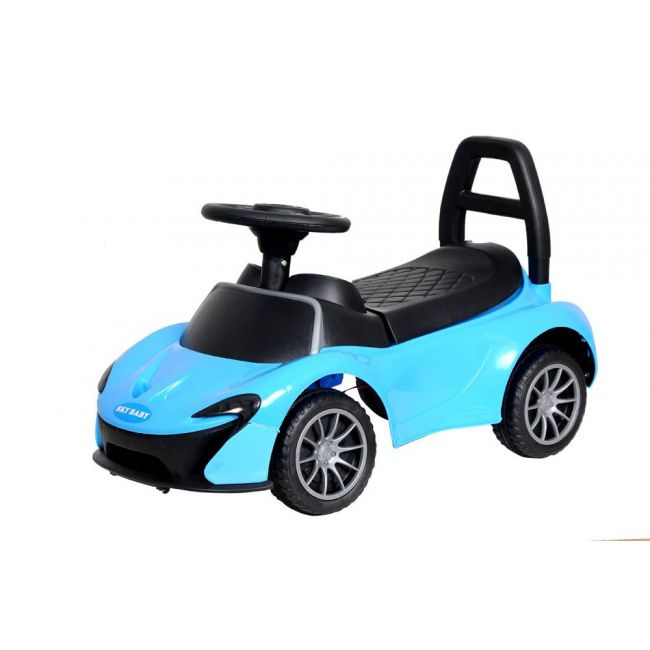 Little angel - Baby Toy Ride On Car - Blue