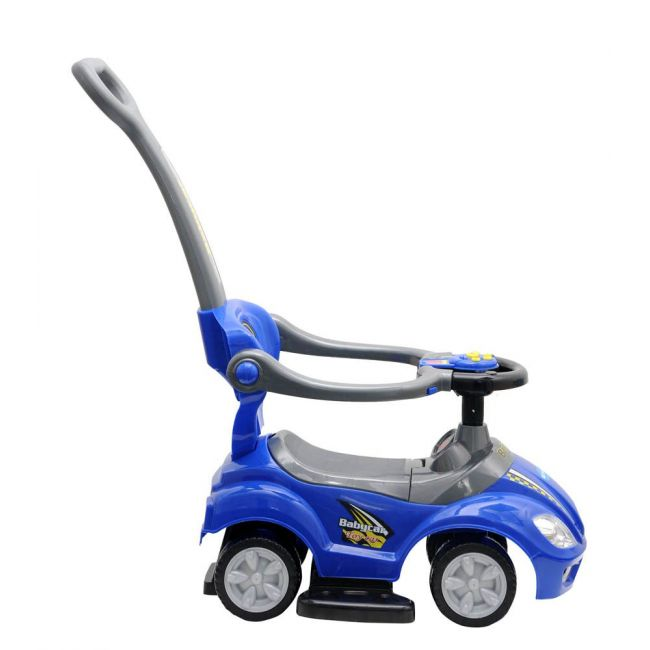 Little Angel - Baby Toy Ride On Car - J-BC8301P - Blue