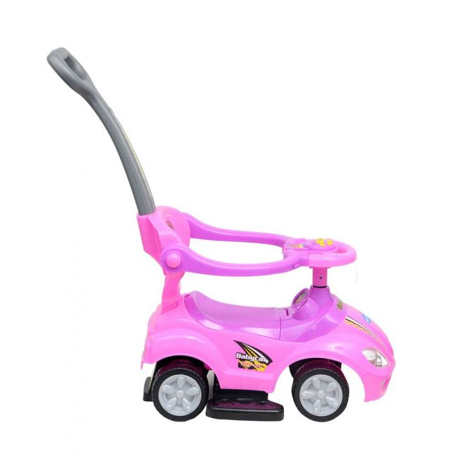 Little Angel - Baby Toy Ride On Car - J-BC8301P - Pink