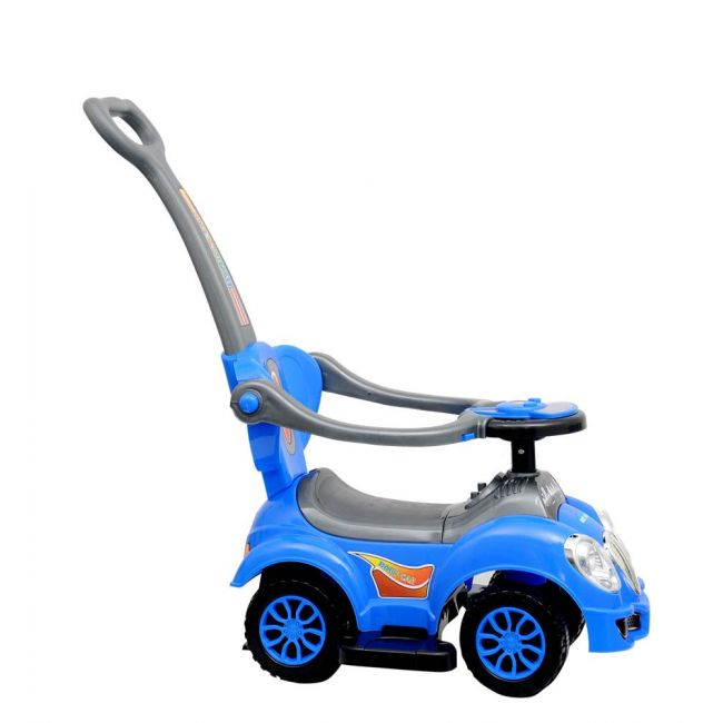 Little Angel - Baby Toy Ride On Car - J-BC8558P - Blue