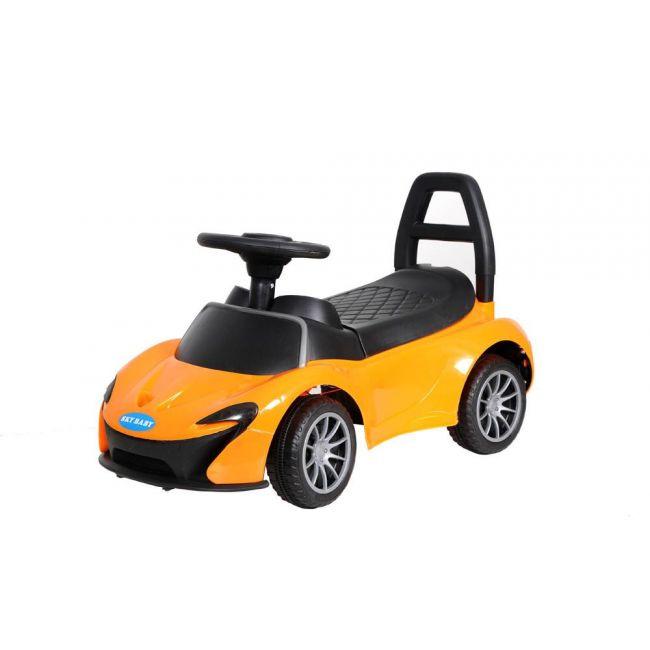 Little angel - Baby Toy Ride On Car - Orange