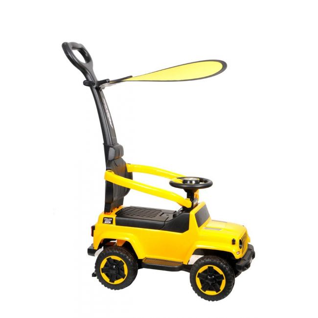 Little angel - Baby Toy Ride On Car - Y-BC8336-YELLOW