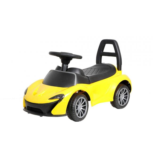 Little angel - Baby Toy Ride On Car - Yellow