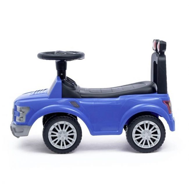Little Angel - Baby Toy Ride On Walking Car - Blue