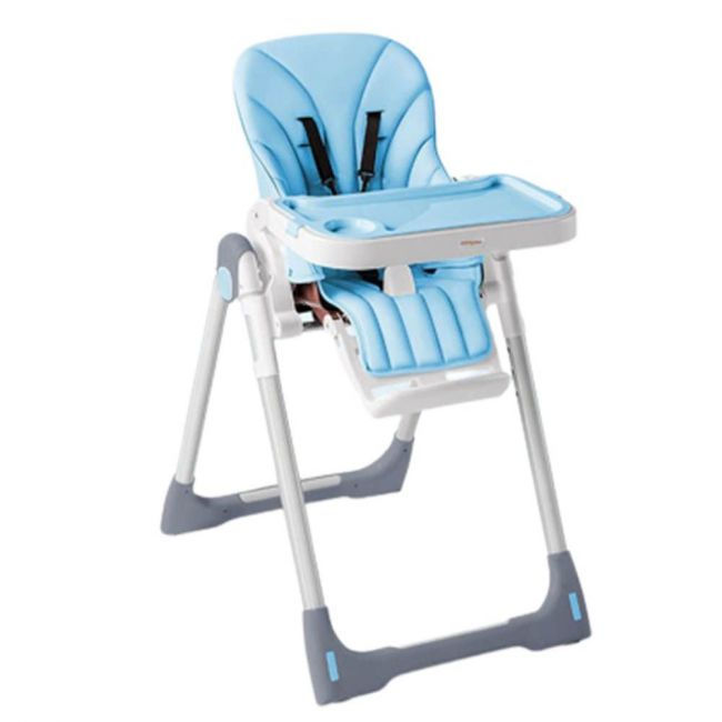 Little Angel - High Chair For Babies And toddlers Blue