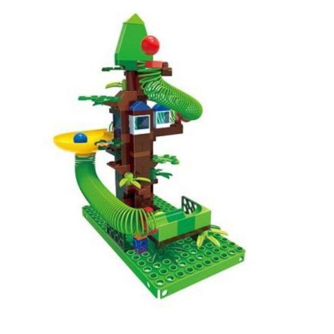 Little Angel - Jungle Rolling Funland Building Blocks 150pcs